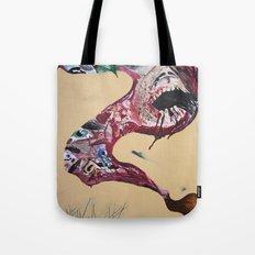 Brushstroke Tote Bag
