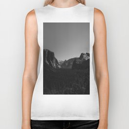 Tunnel View, Yosemite National Park Biker Tank