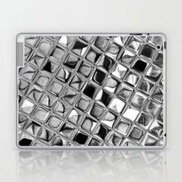 Metallic Laptop & iPad Skin