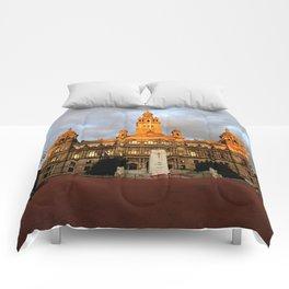 Glasgow City Chambers 2 Comforters