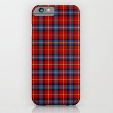 Aberdeen University Tartan Slim Case iPhone 6s