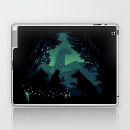 Forest Dwellers Laptop & iPad Skin