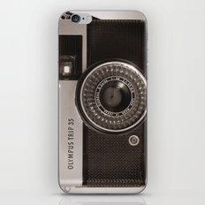 Olympus Trip iPhone & iPod Skin