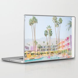 palm springs Laptop & iPad Skin