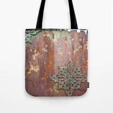 hard and soft Tote Bag
