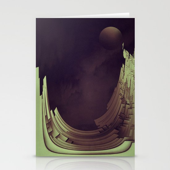 PLATES II Stationery Cards