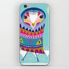 Mr Owl iPhone & iPod Skin