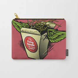 The Flying Noodle Takeaway Company Carry-All Pouch