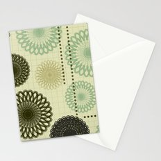 Doily Maths Stationery Cards