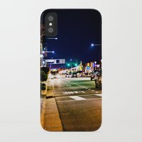 In The Streets Slim Case iPhone X