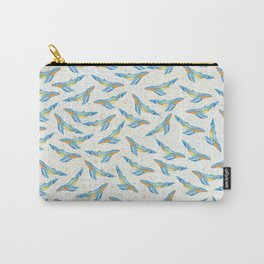 100 whales Carry-All Pouch