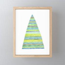 big tree Framed Mini Art Print
