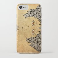 architect iPhone & iPod Cases featuring He Is An Architect! by Duru Eksioglu