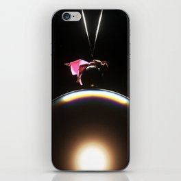 PINCHED iPhone Skin