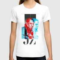 jay z T-shirts featuring JAY-Z by michael pfister
