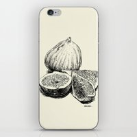 fig iPhone & iPod Skins featuring Fig by Benoit Springer
