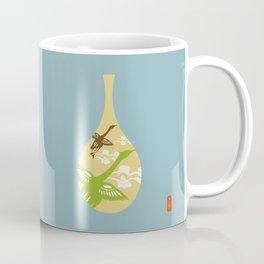 Chinese Antique - Vase Coffee Mug