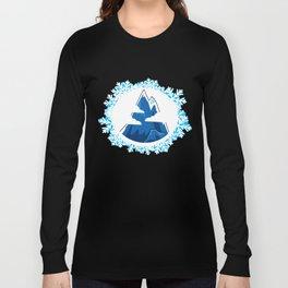 snow mountain  Long Sleeve T-shirt