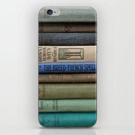 In the Study iPhone Skin