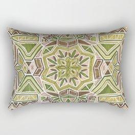 Earth Tapestry Rectangular Pillow
