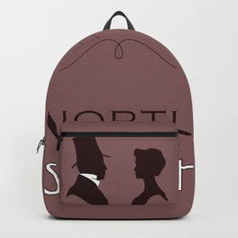 the classics .. up north, down south Backpack