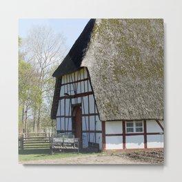 Farmhouse20150405 Metal Print