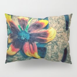 Discarded and Plucked Pillow Sham