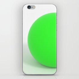 SuperClean - Green iPhone Skin