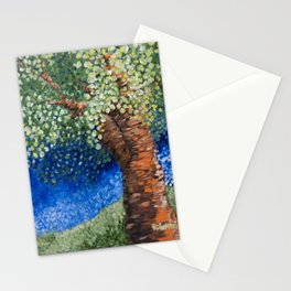 Park Tree Stationery Cards