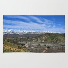 Southern California Landscape Rug