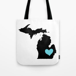 Home Is Where The Heart Is. Tote Bag