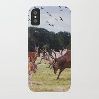 marauders iPhone & iPod Cases featuring Mr Prongs and other Marauders by Gioia De Antoniis