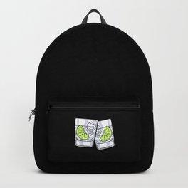 Gin Glasses Art Work | Alcohol Gift Ideas Backpack