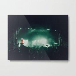 Festival I Metal Print