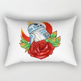 Real Heroes Rectangular Pillow