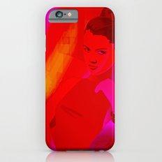 magenta baby iPhone 6s Slim Case