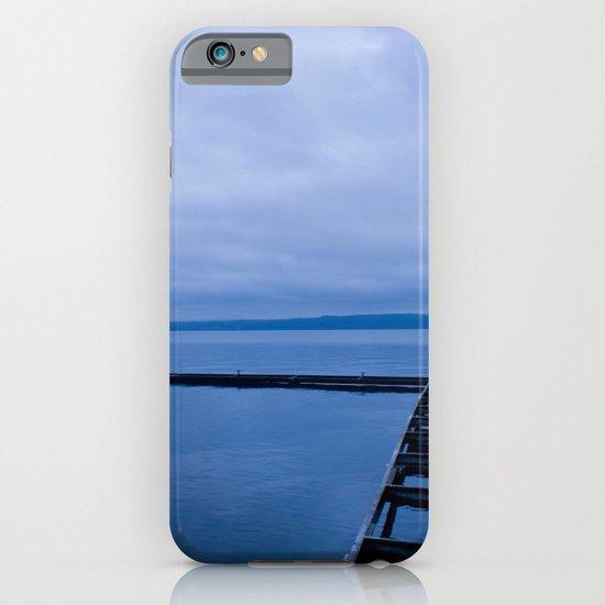 Blue Lake iPhone & iPod Case
