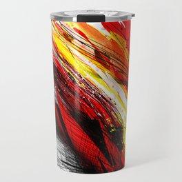 Speed & Velocity Travel Mug