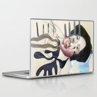 matisse Laptop & iPad Skins featuring Composition 480 by Chad Wys