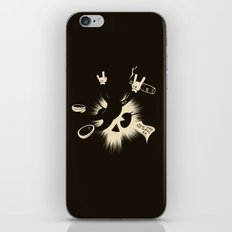 The Harder They Fall iPhone & iPod Skin