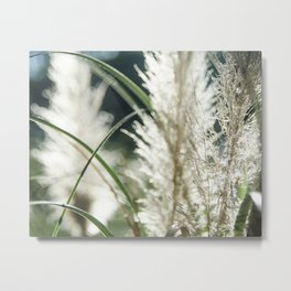 Dissolving in three stages Metal Print
