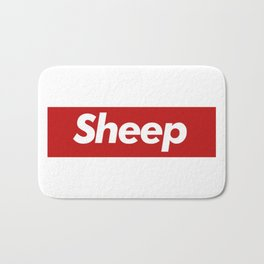 Sheep - Supreme Bath Mat