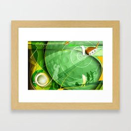 Golf Anyone? Framed Art Print