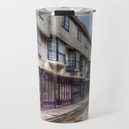 The Shambles York Travel Mug