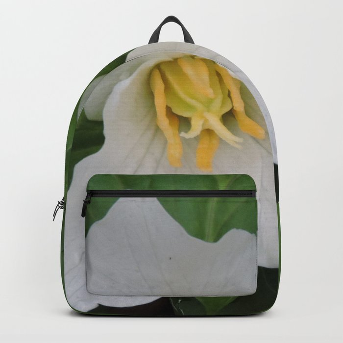 Trillium in the Rain Backpack