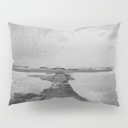 Storm in the beach Pillow Sham