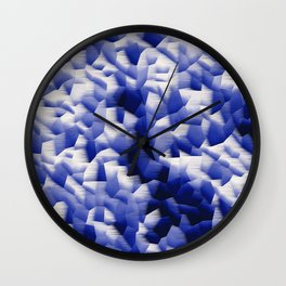 Blowing in the wind.... Wall Clock