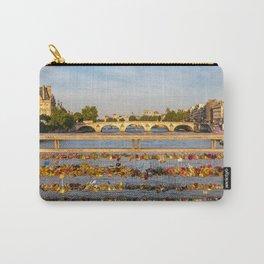 Love padlocks - Paris Carry-All Pouch