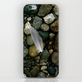 Left Behind iPhone Skin