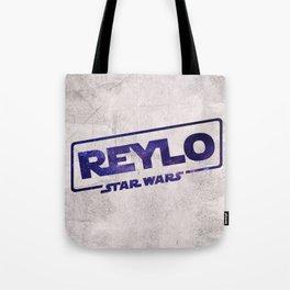 Reylo #4 Tote Bag